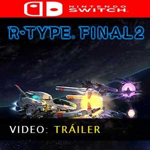 R-Type Final 2 Vídeo del tráiler
