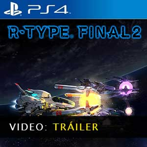 R-Type Final 2 Vídeo del tráiler