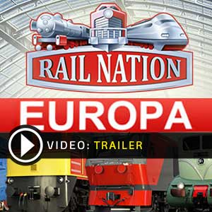 Comprar Rail Nation Europa CD Key Comparar Precios