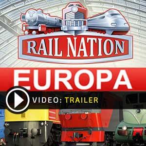 Comprar Rail Nation Europa CD Key Comparar Precios