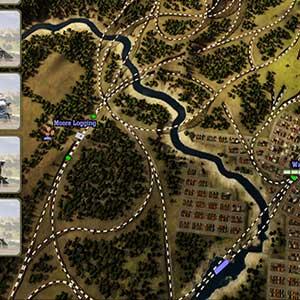 Railway Empire Resumen Del Mapa