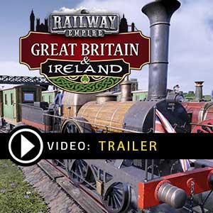Comprar Railway Empire Great Britain & Ireland CD Key Comparar Precios
