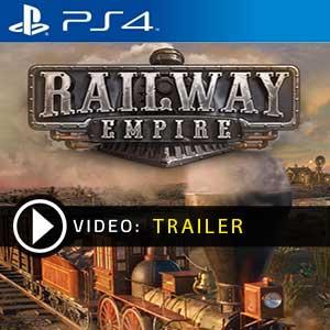 Railway Empire PS4 Precios Digitales o Edición Física