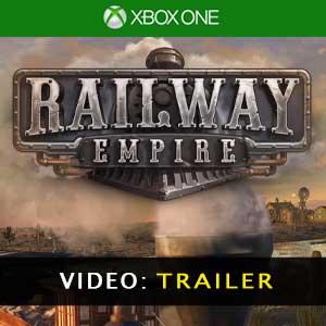 Railway Empire Video Tráiler