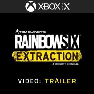 Rainbow Six Extraction Xbox Series X Tráiler En Vídeo