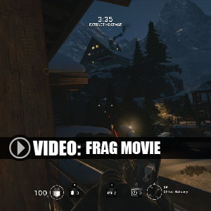 Rainbow Six Siege Frag Movie