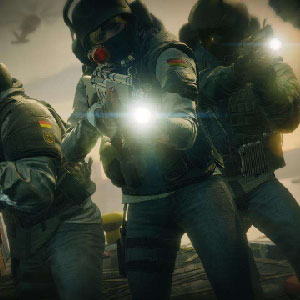 Rainbow Six Siege Assault