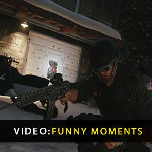 Rainbow Six Siege Funny Moments