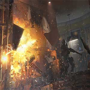 Rainbow Six Siege Xbox One Battle