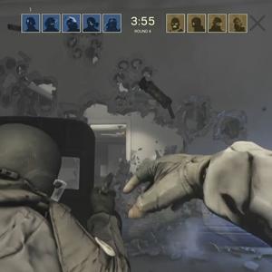 Rainbow Six Siege Xbox One Batalla