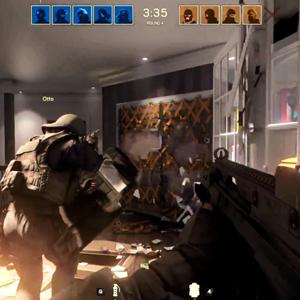 Rainbow Six Siege PS4 en juego