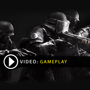 Rainbow Six Siege PS4 Video en juego