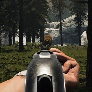 Ranch Simulator - Caza