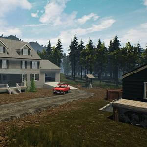 Ranch Simulator - Casa principal