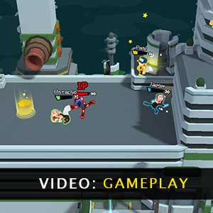 Rascal Fight Gameplay Video