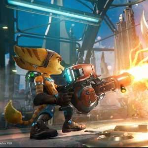 Ratchet & Clank Rift Apart PS5 El Ejecutor