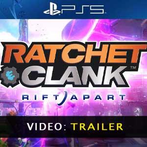 Ratchet & Clank Rift Apart PS5 Vídeo En Tráiler