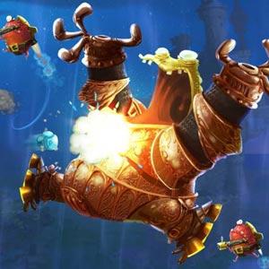 Rayman Legends - Bajo el agua
