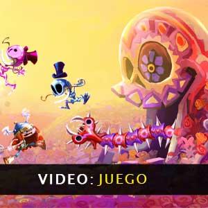 Rayman Legends Video del juego