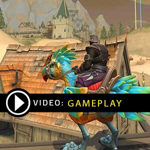 Realm Royale Gameplay Video