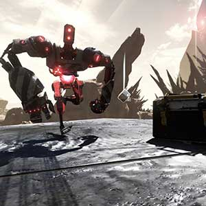 robotic foes