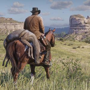 Red Dead Redemption 2 Caza de ciervos