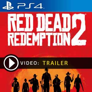 Red Dead Redemption 2 trailer video
