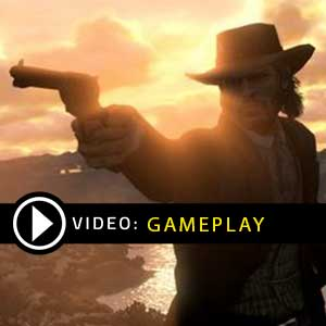 Red Dead Redemption video gameplay
