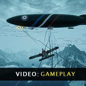 Red Wings Aces of the Sky Video de juego