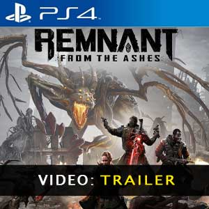 Remnant From The Ashes PS4 Video dela campaña
