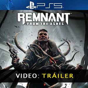 Remnant From The Ashes PS5 Video dela campaña