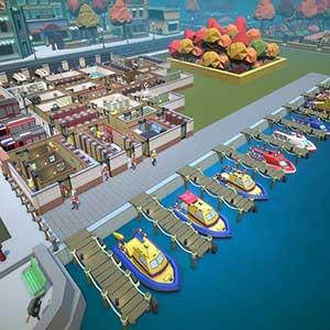 operaciones de contrabando en las bahías
