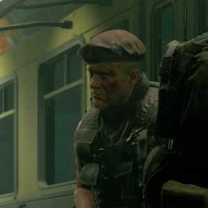 Resident Evil 3 Metro