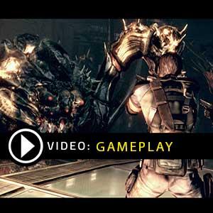 Resident Evil 6 Gameplay Video
