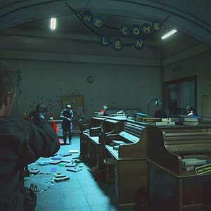 Resident Evil Re:Verse - Bienvenido