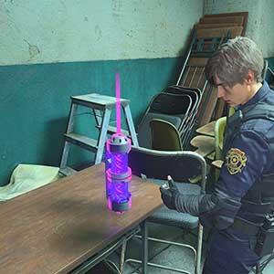Resident Evil Re:Verse - Suero
