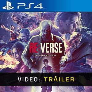 Resident Evil Re:Verse PS4 Video dela campaña