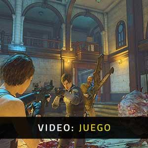 Resident Evil Re:Verse Video del juego