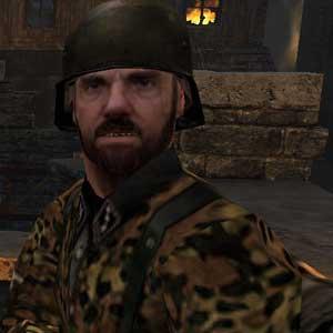 Return To Castle Wolfenstein Soldado