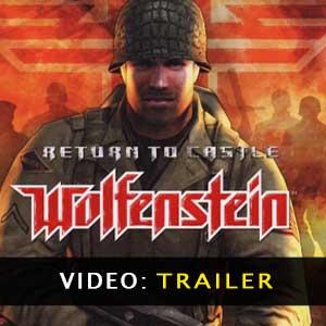 Return To Castle Wolfenstein Video del tráiler