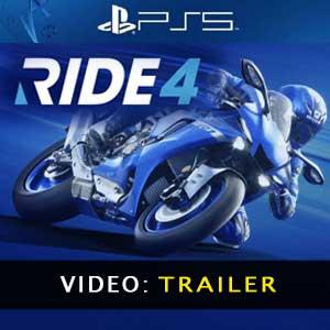 Video del trailer de Ride 4