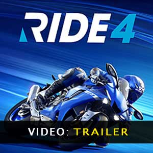Video del trailer de Ride 4