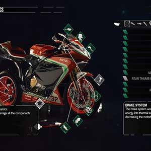 Rims Racing Japanese Manufacturers Deluxe Mecánica De La Moto