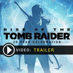 Comprar Rise of the Tomb Raider 20 Year Celebration CD Key Comparar Precios