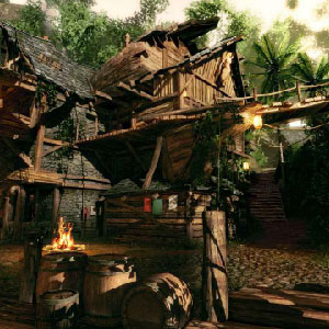 Risen 2 Dark Waters Screenshot