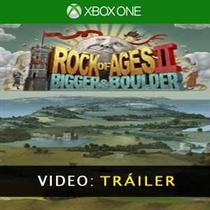 Rock of Ages 2 Bigger & Boulder Xbox One Vídeo Trailer