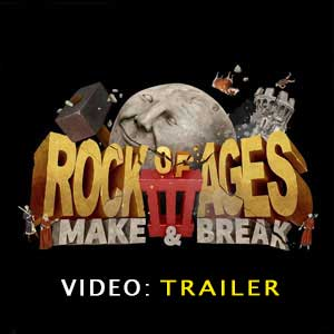 Comprar Rock of Ages 3 Make and Break CD Key Comparar Precios