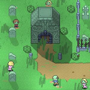 Rogue Heroes Ruins of Tasos - Ciudad