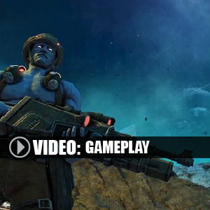 Rogue Trooper Redux Gameplay Video