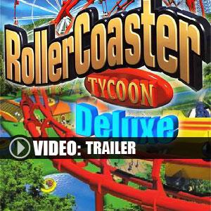 Comprar Rollercoaster Tycoon Deluxe CD Key Comparar Precios
